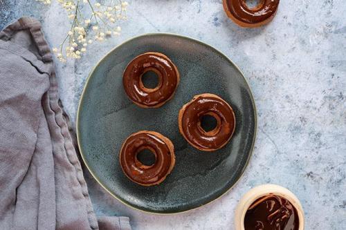 donuts chocolat vegan
