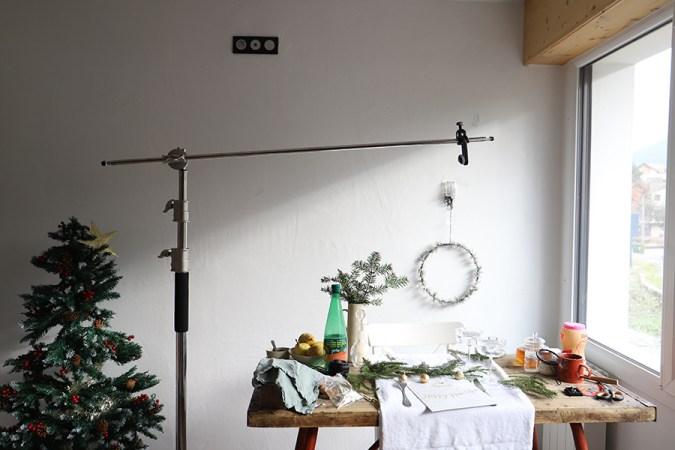 review trépied C stand photographie culinaire