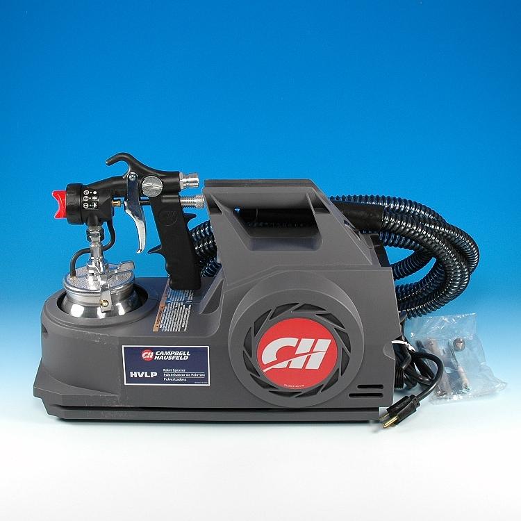 Campbell Hausfeld Hvlp Paint Sprayer Easy Spray 2 Stage Turbine