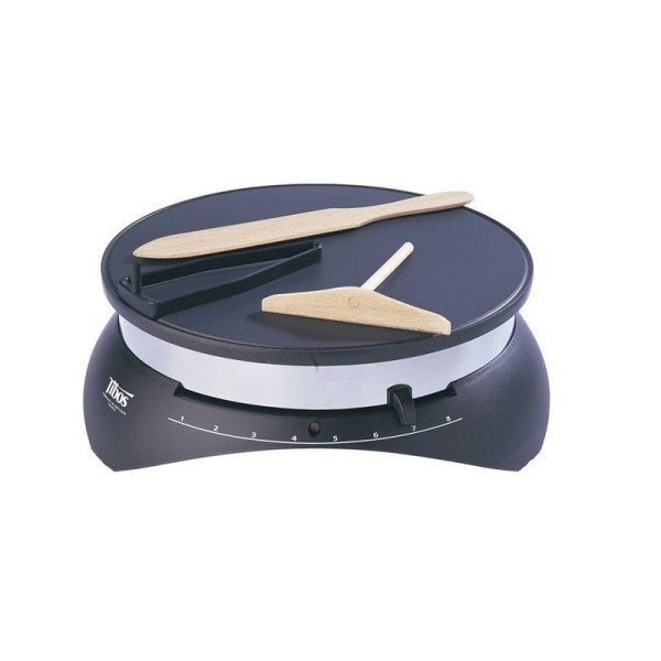 Tibos France A4985033 Electric Crepe Maker 13 3 4