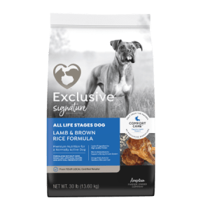 Exclusive All Life Stages Dog Food