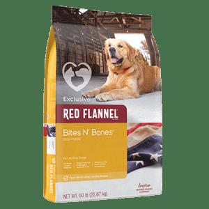 Red Flannel Bites n' Bones Formula