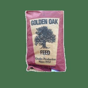 Golden Oak 12% Hog Finisher L-Medicated