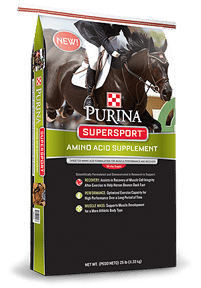 Purina Supersport at Pasturas Los Alazanes in Dallas, Texas.