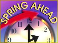 Daylight Saving Time begins on Sunday, March 14, 2021. Remember to set your clocks forward 1 hour before you head to bed on Saturday, March 13