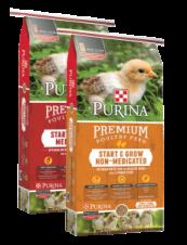 Purina Chicken Feed