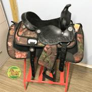 Saddle raffle