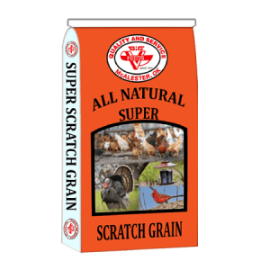 Big V Super Scratch Grain
