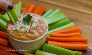 Crab Dip with Homemade Cocktail Sauce