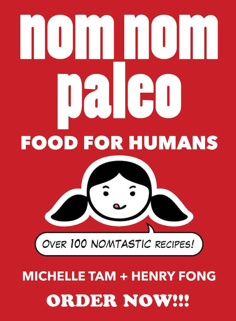 "Review: Nom Nom Paleo: Food For Humans | Asian Cauliflower Fried ""Rice"""