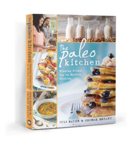 Review: The Paleo Kitchen | Gingersnap Pumpkin Butter Cookie Sandwiches