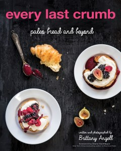 Review: Every Last Crumb | Fluffy Blueberry Pancakes