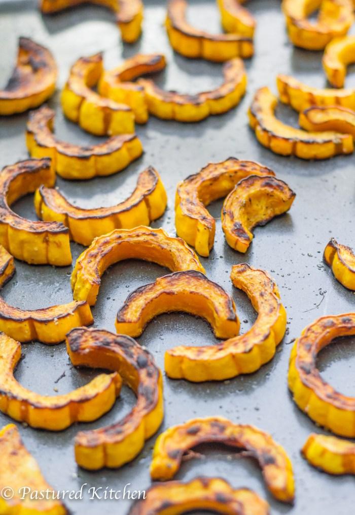 Delicata Squash Fries-4