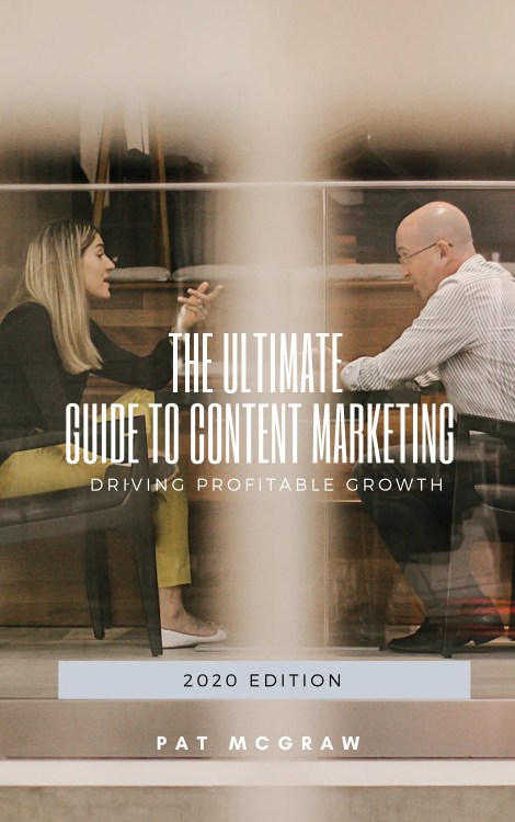ultimate guide to content marketing 2020