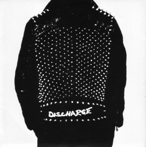 """Discharge - Realities of War EP 7"""" vinyl"""