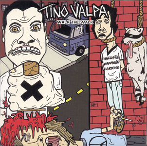 Tino Valpa - Walk The Walk 7""