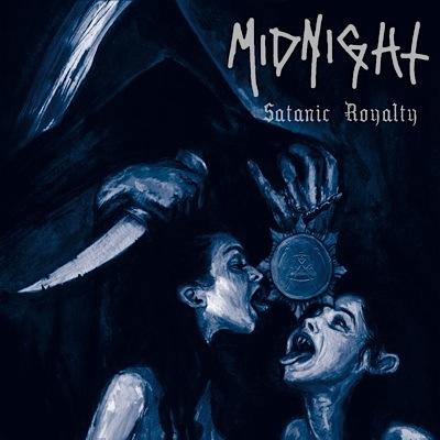 Midnight - Satanic Royalty LP (color vinyl)
