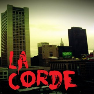 La Corde - Unmarked Doors / Virus 7""