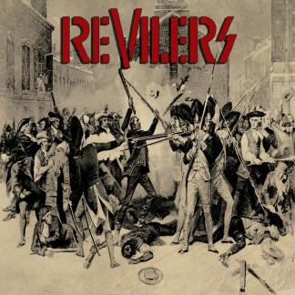Revilers 'S/T' Vinyl LP
