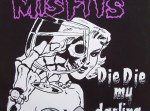 Misfits - Die Die My Darling EP