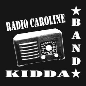 "Incredible Kidda Band - Radio Caroline 7"" (Power Pop)"