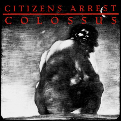 Citizens Arrest - Colossus/Discography 2LP vinyl