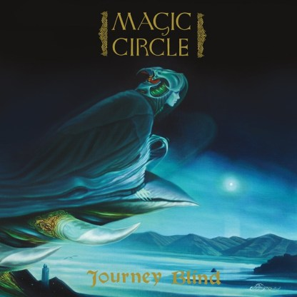 Magic Circle - Journey Blind LP