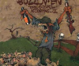 Buzzoven - The Gospel According II LP (Brown vinyl LTD/500)