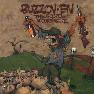 Buzzoven - The Gospel According II LP (Brown vinyl LTD/500)