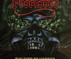 Possessed - The Eyes of Horror LP (splatter vinyl)
