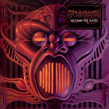 Possessed - Beyond The Gates LP (splatter vinyl)