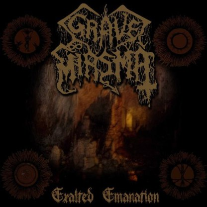 Grave Miasma - Exalted Emanation LP