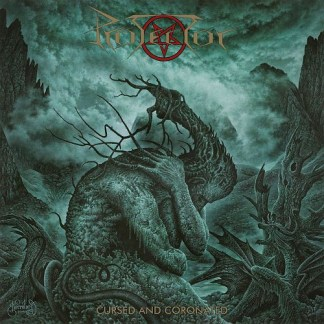 Protector - Cursed and Coronated LP ( RAWHIDE )