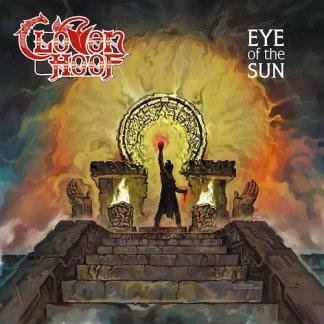 Cloven Hoof - Eye of the Sun LP (yellow vinyl)