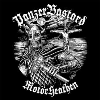 """Panzerbastard - Motorheathen EP 7"""" vinyl"""