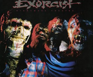 Exorcist - Nightmare Theater LP (red vinyl)