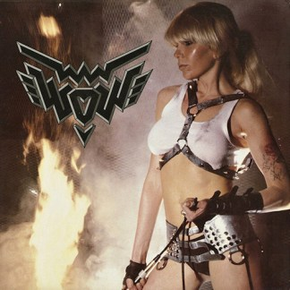 Wendy O Williams - W.O.W. LP ( PLASMATICS/KISS )