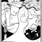 Un'illustrazione del Dottor Faustroll