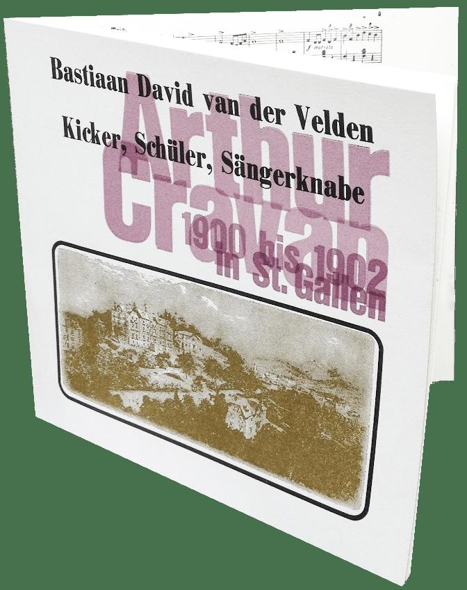 Arthur Cravan – Bastiaan David van der Velden