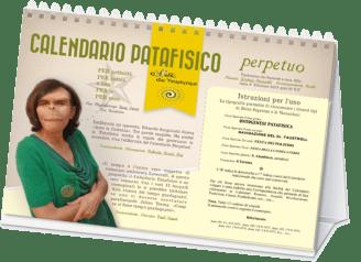 Il calendario patafisico perpetuo tradotto in italiano dal Collage de 'Pataphysique