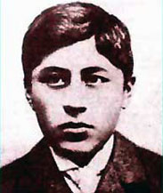 Ceferino Namuncurá, Chimpay