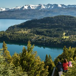Cerro Campanario, una de las visitas imperdibles en Bariloche