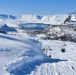 Fin de temporada en Caviahue Ski Resort