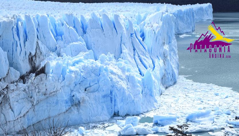 Glaciar Perito Moreno rotura del arco de hielo