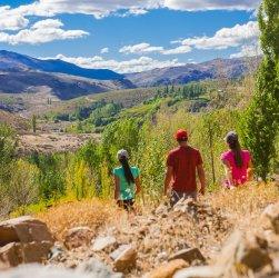 Familia en Neuquén