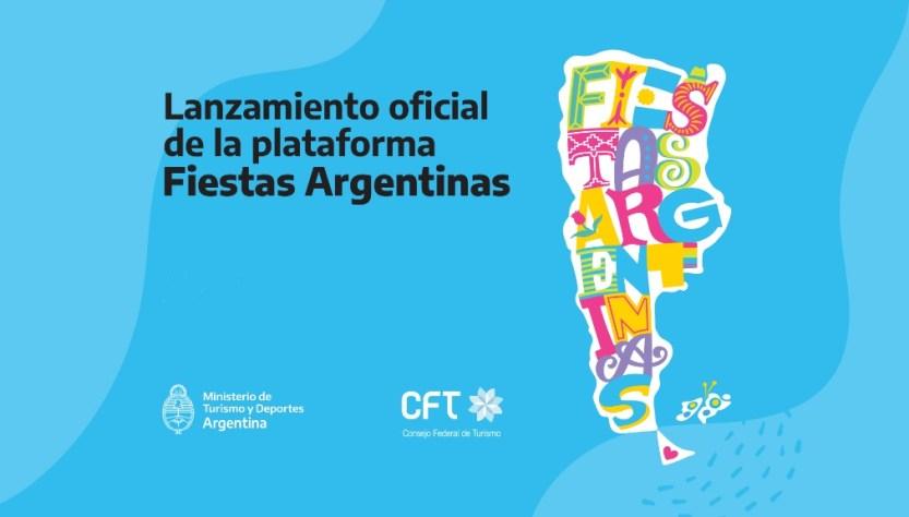 Fiestas Argentinas banner.