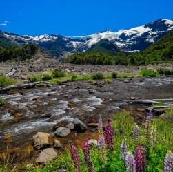 Bariloche, Verano 2021 en la Patagonia.
