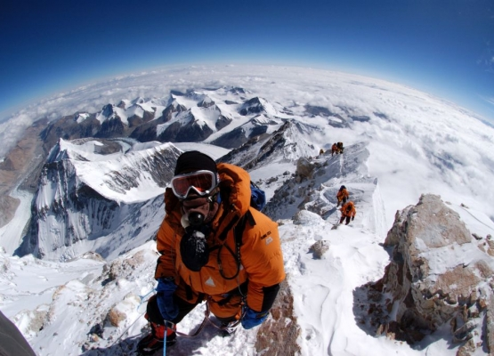 7 Summits of the World (1/6)