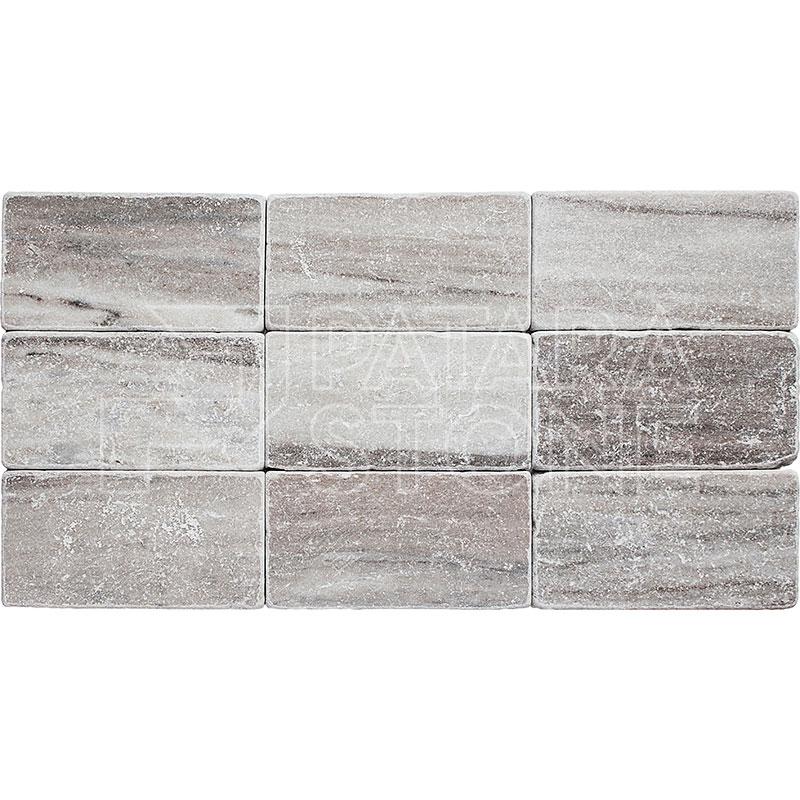 paragon 3x6 tumbled marble tile