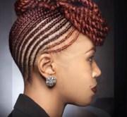 latest braid styles in kenyan